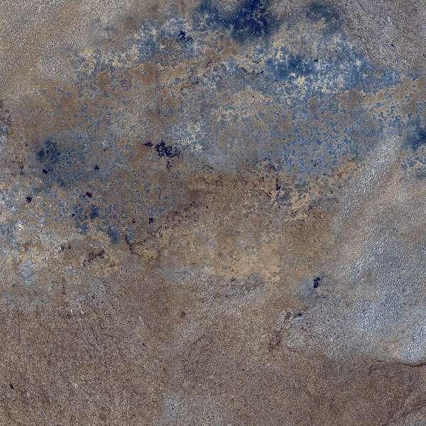 - 600 x 600 mm (24 x 24 Zoll) - LINO BLUE_1